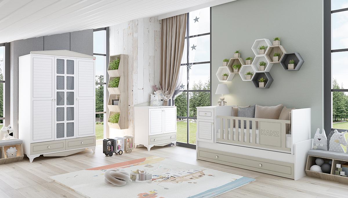 SALERNO - Bebek Odası