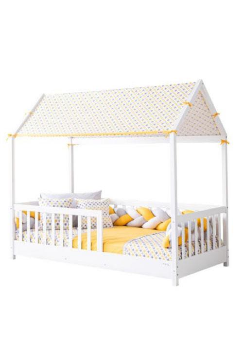 Space Koton Kumaş Çatı Tentesi (Alessi, pinto, Diamond Uyumlu) Sarı